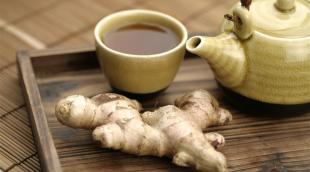 Как готовить и пить чай с имбирем: польза и вредные свойства напитка