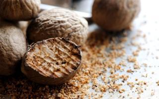 Чем полезен мускатный орех: уникальные свойства пряных плодов