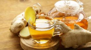 Чай с имбирем для похудения: как приготовить