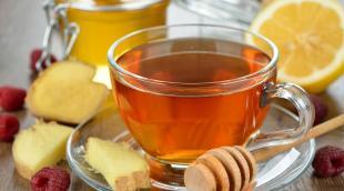 Как приготовить имбирный чай с лимоном и медом: лучшие рецепты, полезные свойства напитка