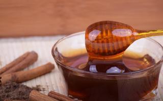Мед и корица — уникальный рецепт здоровья и красоты