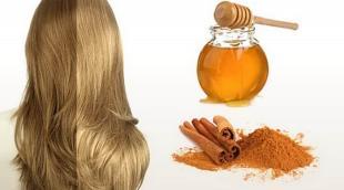 Корица для осветления волос: эффективность метода, рецепт средства