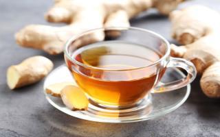 Чем полезен зеленый чай с имбирем: целебные свойства напитка и рецепты приготовления