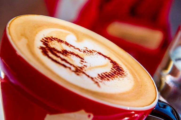 Кофе рисунок бариста
