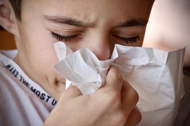 куркума при детской простуде