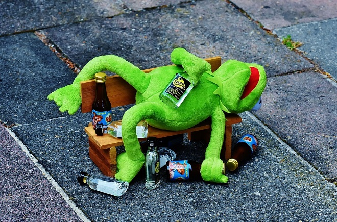 Куркума помогает справиться с алкогольной интоксикацией