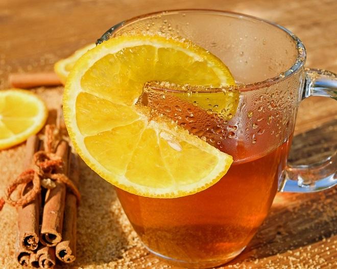 Чай с цейлонской корицей