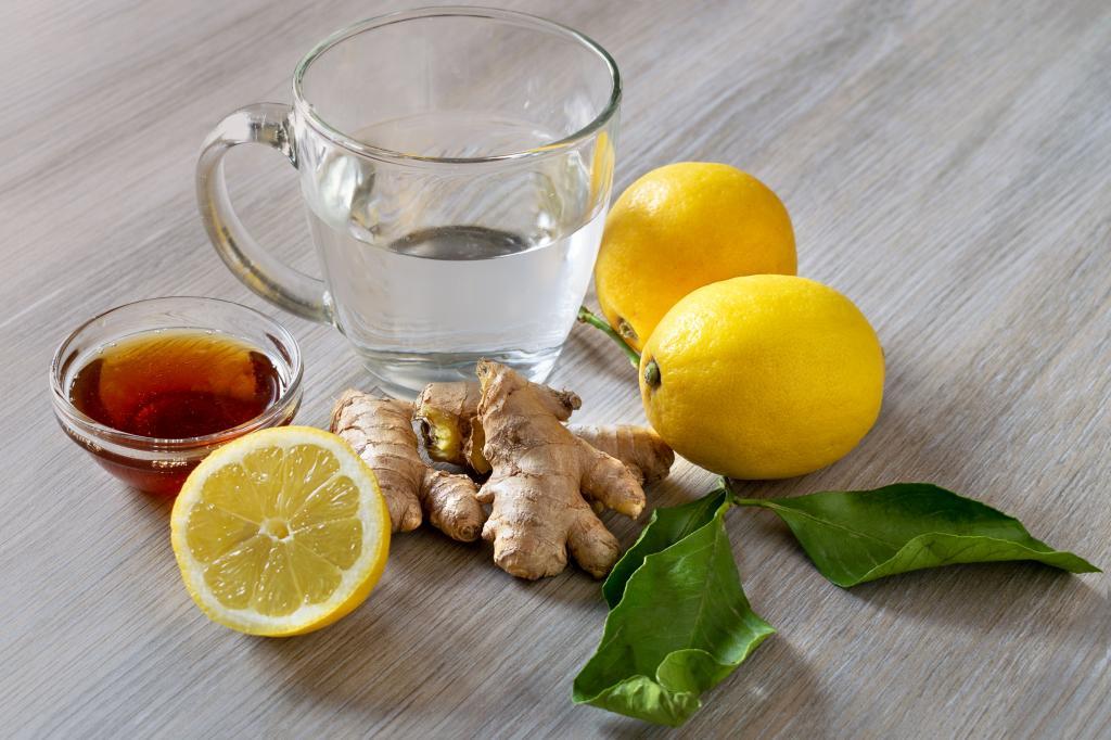 Как похудеть от имбиря чай