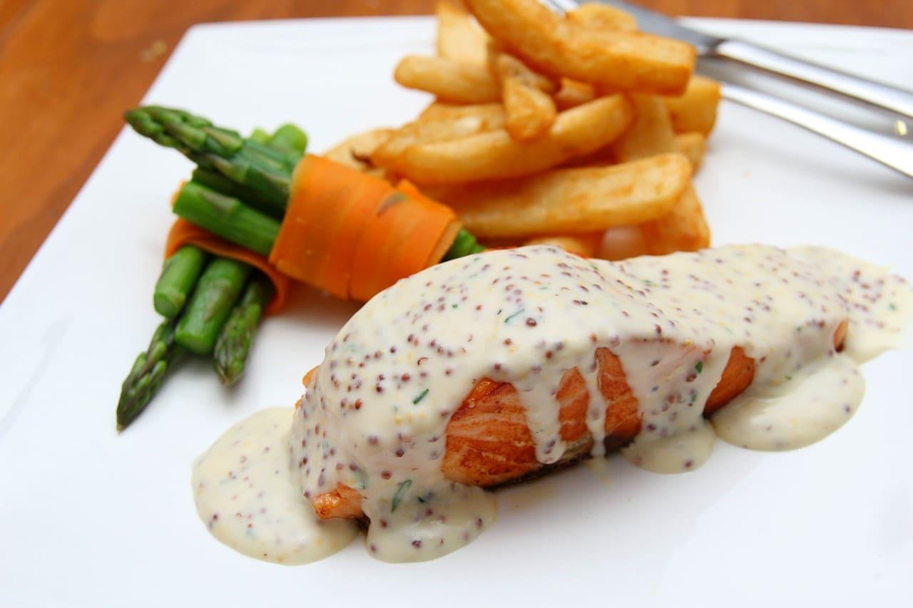 Дижонская горчица в кулинарии