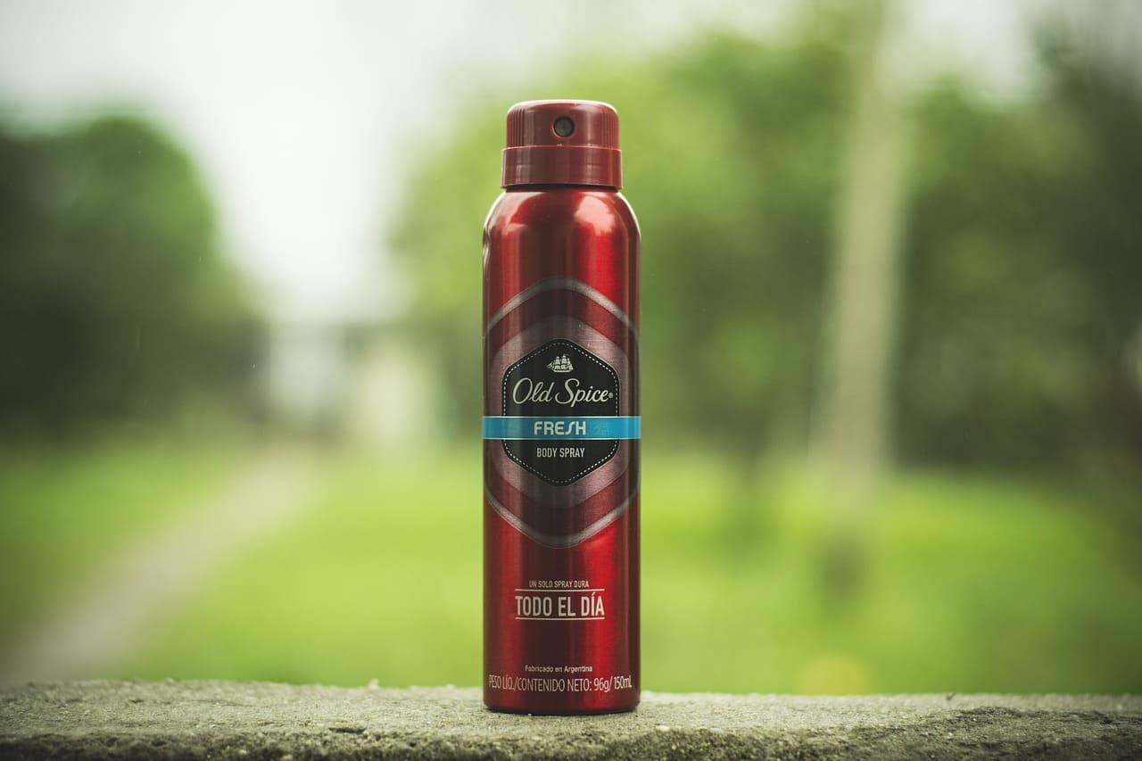 Душистый перец и мужские дезодоранты
