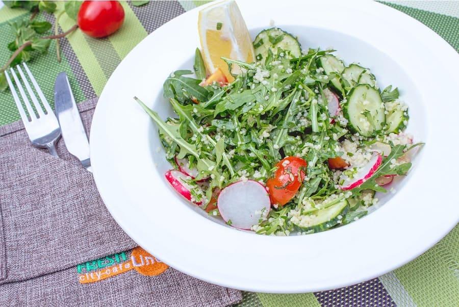 Магрибский салат