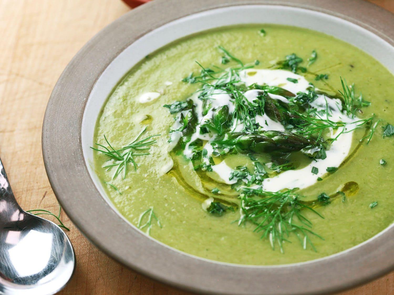 Суп велюте