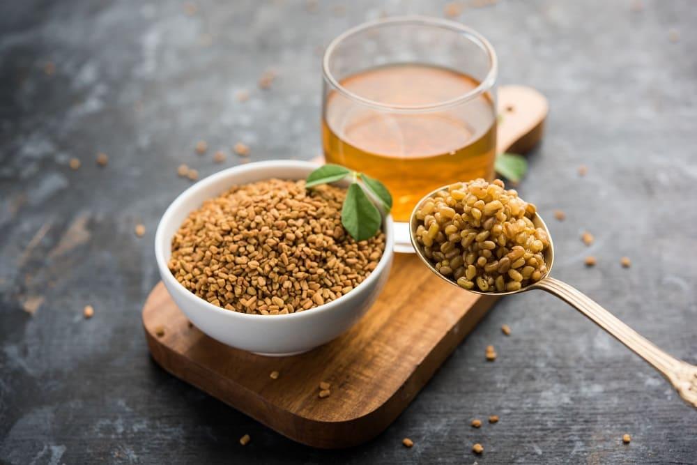 Египетский желтый чай хельба
