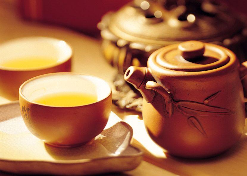 Как пить чай хельба